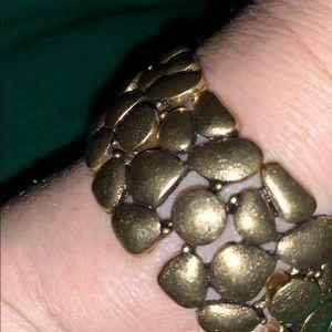 Vintage Lucky Brand Bracelet reversible.  Size 7-8
